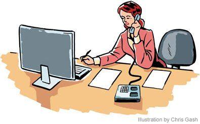 Front desk assistant resume sample